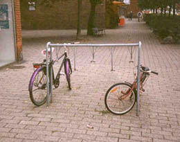 Bad Bike Parking